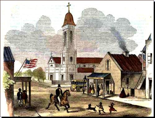 Saint Augustine 1870